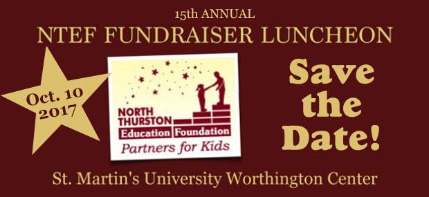 2017 15th Annual NTEF Fundraiser Auction